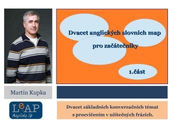 titulní strana příručky Dvacet slovních map pro začátečníky - 1.část