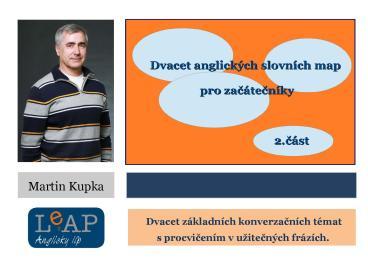 titulní stránka příručky Dvacet slovních map pro začátečníky - 2.část